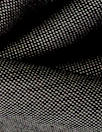 Australian wool and silk sharkskin suiting - gunmetal