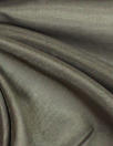 lightweight silk/cotton voile - dark taupe