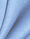 famous designer silk jersey - french blue