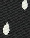 3.1 Phi11ip Lim black/white dotted silk twill
