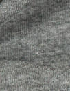 Dutch 240 gms cotton/lycra knit - charcoal heather