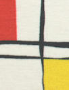 Dutch digital 'Mondrian 2' cotton/lycra knit