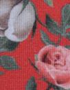 Dutch digital 'garden blooms' knit Oeko-Tex certified