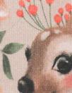 Dutch digital 'Bambi and friends' french terry Oeko-Tex certified