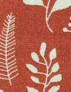 Dutch Oeko-Tex cotton poplin - rust decoflor