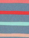 Dutch Oeko-Tex cotton poplin - colorful stripes