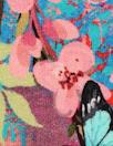 Dutch digital 'pink fantasy' knit Oeko-Tex cert.
