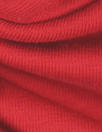Dutch 240 gms cotton/lycra knit - true red