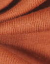 Dutch 240 gms cotton/lycra knit - terracotta