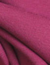 Dutch 220 gms cotton/lycra knit - red plum