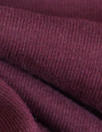 Dutch 220 gms cotton/lycra knit - wine
