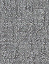 Italian medium gray vertical stretch double boucle'