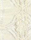 CA designer crinkle texture stretch lace - ivory