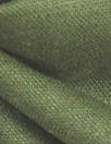 linen/rayon stretch woven - loden green