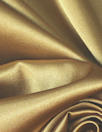 CA designer poly stretch satin woven - gold