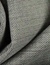 Rag & B0ne wool/spandex banker's gray stretch suiting