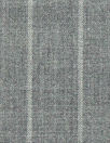 Italian super 120 yarn-dyed stripe - banker's gray