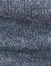soft, drapey, heathery sweater knit - darker denim