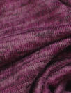 variegated yarn dye sweater knit - raspberry frappe