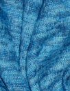 variegated yarn dye sweater knit - denim blue