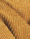 tweedy ribbed sweater knit - caramel