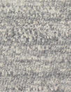 CA designer cotton blend sweater knit - marled gray