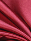 satin stretch woven lining - red raspberry