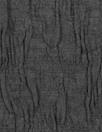CA designer textured stretch plisse' - black .66 yds