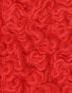 famous designer Italian thick wool boucle' - red