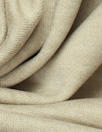 thick and soft Oeko-tex certified doubleknit - oatmeal
