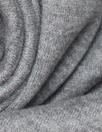 thick and soft Oeko-tex certified doubleknit - heathered gray