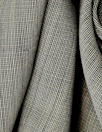 Italian tropical weight stretch wool woven - crosshatch 1.125 yds