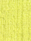 NY designer textured cotton tweed - lemon 1.375 yds