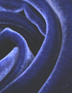 lush rayon/silk velvet - regal royal blue