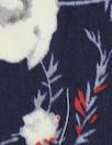 CA designer viscose woven - midnight floral