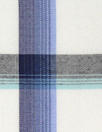 yarn dyed plaid viscose lightweight woven - blues