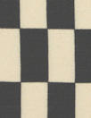 Italian viscose/silk semi-sheer woven - checkerboard 1.625 yd