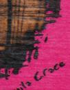 Mani1a Grace silk/cotton voile woven - magenta/mocha