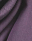 organic cotton  dobby voile - mulberry