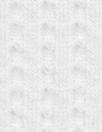 Dutch cotton waffle knit - white - Oeko-Tex certified