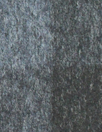 Italian wool blend melton - blue tones plaid
