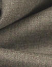 Italian stretch wool suiting - woodsy brown