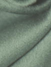 Italian wool/cashmere/angora coating - eucalyptus