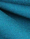 100% wool crepe - teal
