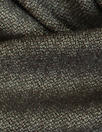 Italian wool crepe suiting - cool earth tweed