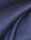 100% wool crepe - NAVY