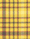 famous designer cotton plaid doublecloth