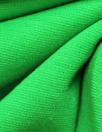 Italian wool doubleknit - bright lime