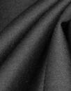 fine quality wool gabardine - black