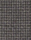 famous designer virgin wool mini-houndstooth
